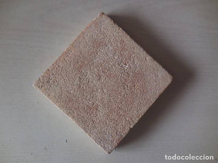 Antigüedades: AZULEJO. FÁBRICA DE VALENCIA. SIGLO XVIII. CONSERVACIÓN EXCEPCIONAL. ORIGINAL¡¡¡¡ - Foto 2 - 254971100