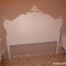 Antigüedades: ANTIGUO CABEZAL RESTAURADO. Lote 255346235