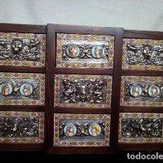 Antigüedades: BARGUEÑO, ORFEBRERÍA, TALLA,.... Lote 255365195