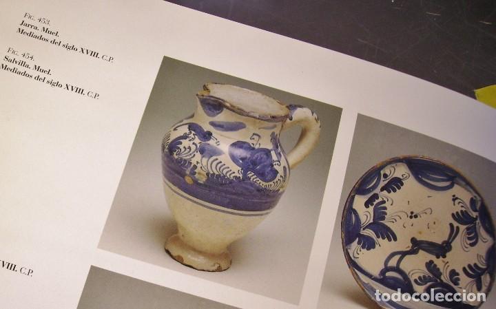 Antigüedades: PLATO CERÁMICA ARAGONESA DE MUEL XVIII - Foto 13 - 255371205