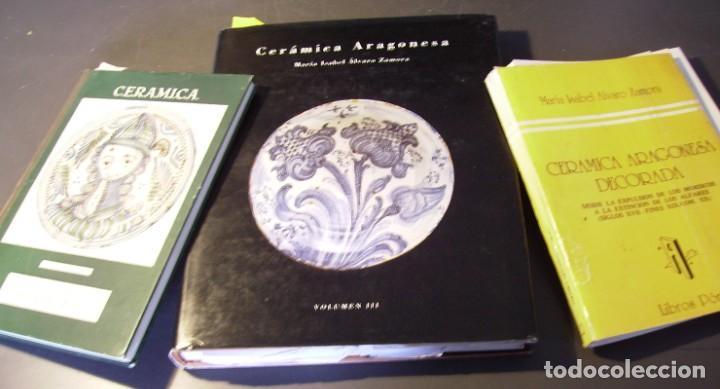 Antigüedades: PLATO CERÁMICA ARAGONESA DE MUEL XVIII - Foto 16 - 255371205