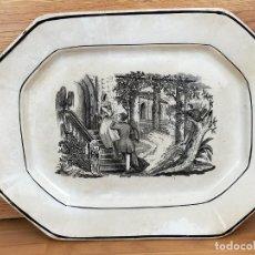 Antiquités: FUENTE DE CERAMICA DE CARTAGENA. Lote 255385180
