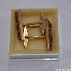 Antigüedades: GEMELOS ANTIGUOS DE COLECCIONISTA. VER FOTOS.. Lote 255431115