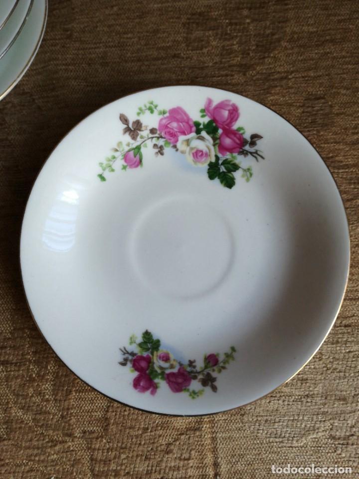 JUEGO CAFE (Antigüedades - Porcelanas y Cerámicas - China)