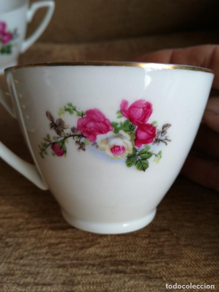 Antigüedades: Juego cafe - Foto 3 - 255505670