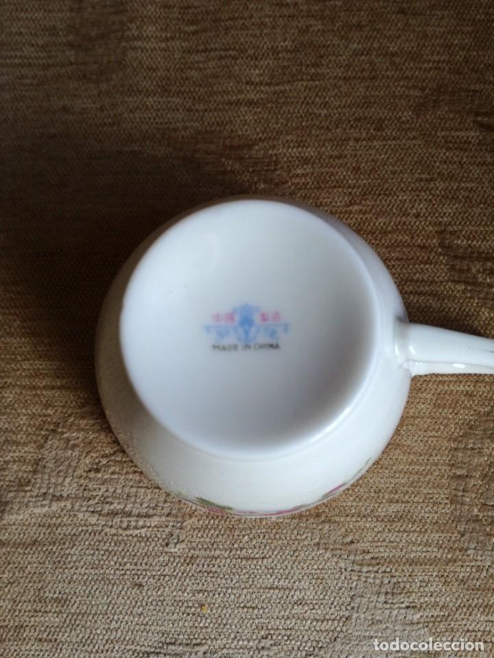 Antigüedades: Juego cafe - Foto 5 - 255505670
