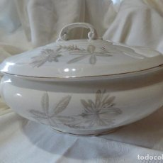 Antigüedades: SOPERA S.CLAUDIO.OVIEDO.PORCELANA.. Lote 255517345