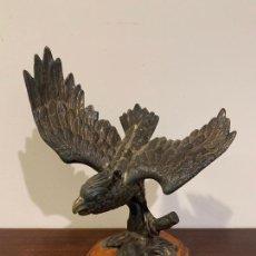 Antigüedades: COTORRA DE PLATA DE LEY SELLADA GRAN TAMAÑO. Lote 255522020