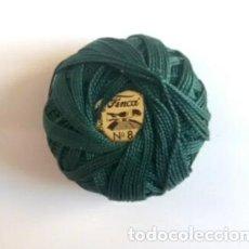 Antigüedades: OVILLO FINCA Nº 8. HILATURAS PRESENCIA. Lote 255543655