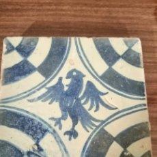 Oggetti Antichi: AZULEJO ESTILO MEDIEVAL S.XV. Lote 255562870