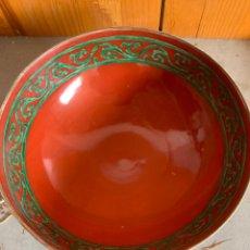 Antigüedades: BOL PORCELANA JAPONESA TAISO MEIJI. Lote 255669965