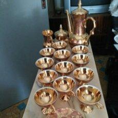 Antigüedades: JUEGO DE TE O CAFE. Lote 255918140