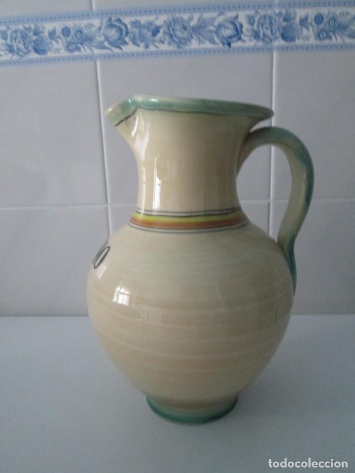 Antigüedades: BONITA JARRA PARA VINO - Foto 2 - 255926285
