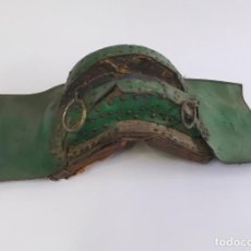 Antigüedades: ANTIGUA ALBARDA O MONTURA DE CABALLERÍA.. Lote 255944820