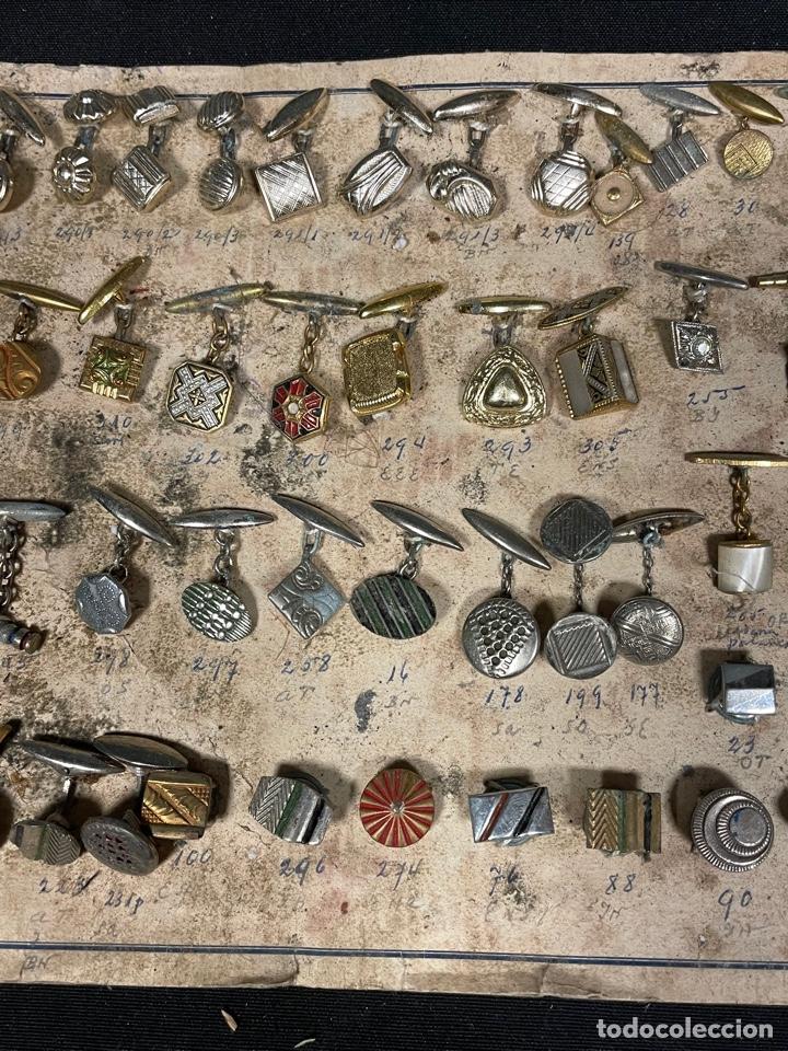 Antigüedades: MOSTRADO DE 105 GEMELOS - Foto 3 - 255958695