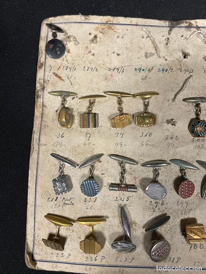 Antigüedades: MOSTRADO DE 105 GEMELOS - Foto 8 - 255958695