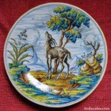 Antigüedades: PLATO 29 CM TALAVERA POR DURAN. Lote 255983575