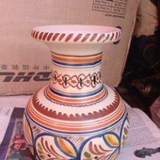Antigüedades: FLORERO DE SANGUINO. Lote 255995800