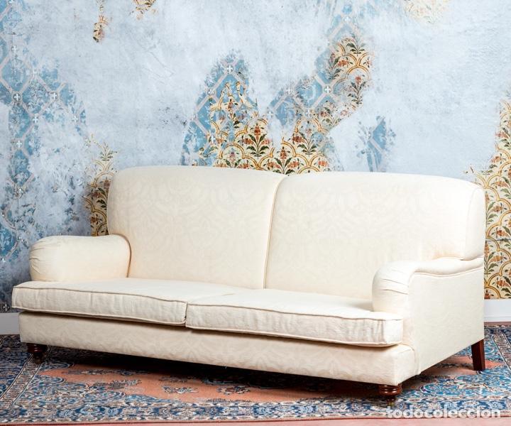 Antigüedades: Sofá Vintage Años 70 - Foto 3 - 256014005