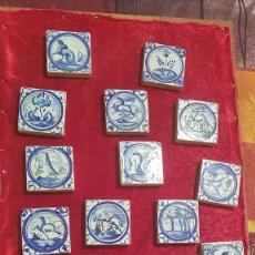 Antigüedades: AZULEJOS. Lote 256042265