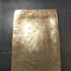 Antigüedades: BANDEJAS DE METAL. Lote 256055475