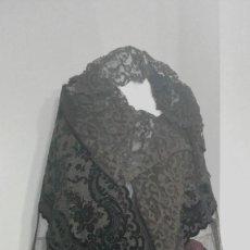 Antigüedades: MUY ANTIGUO TERNO MANTILLA PARA REPARAR. Lote 256075380