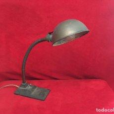 Antigüedades: ANTIGUA LAMPARA FLEXO DE SOBREMESA. Lote 257281570