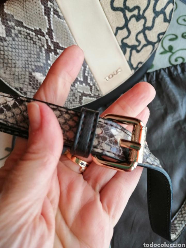 Antigüedades: Bolso de piel, marca Tous auntentico, certificado. - Foto 4 - 257292165