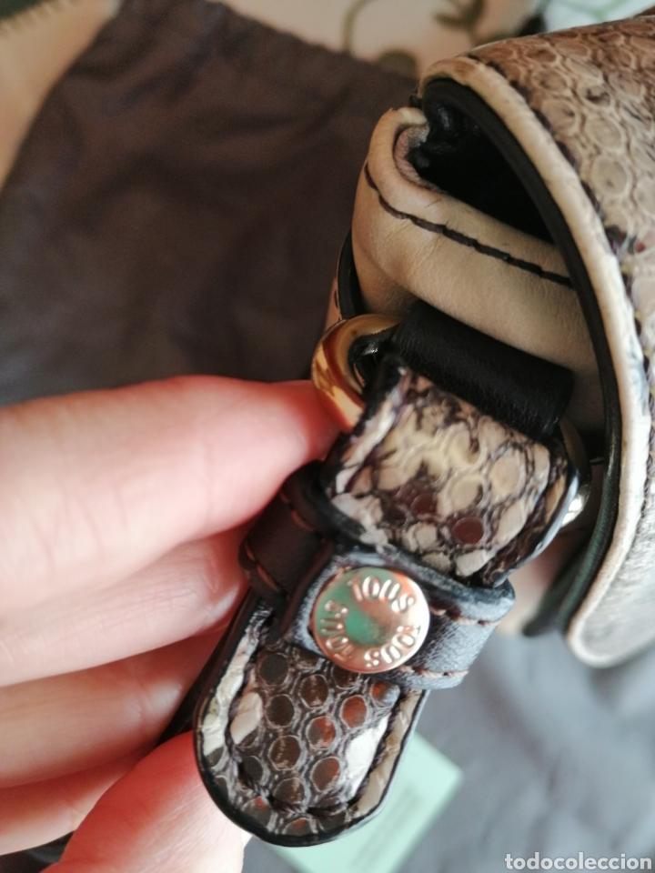 Antigüedades: Bolso de piel, marca Tous auntentico, certificado. - Foto 6 - 257292165