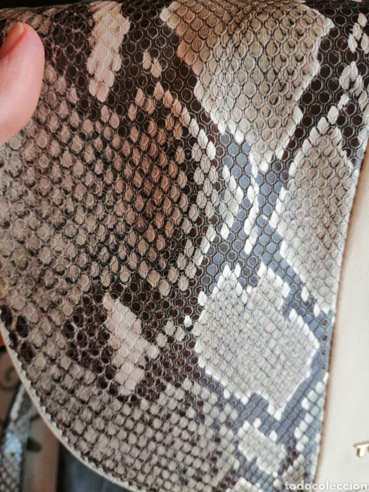 Antigüedades: Bolso de piel, marca Tous auntentico, certificado. - Foto 7 - 257292165