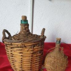 Antigüedades: ANTIGUAS DAMAJUANAS. Lote 257304285
