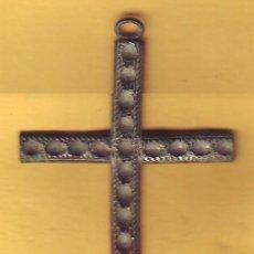 Antigüedades: CRUZ SIGLO XVIII SENCILLA MIDE 6,50 X 3,50 CMS. Lote 257309505