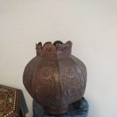 Antigüedades: LÁMPARA MARROQUÍ. Lote 257344325