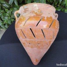 Antiquités: ALFARERÍA ANDALUZA: FILTRO DE VINO DE UBEDA. Lote 257403710