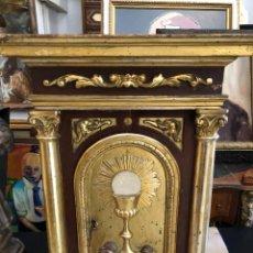 Antigüedades: MAGNFICO SAGRARIO CLASICO, BIEN CONSERVADO. Lote 257698080