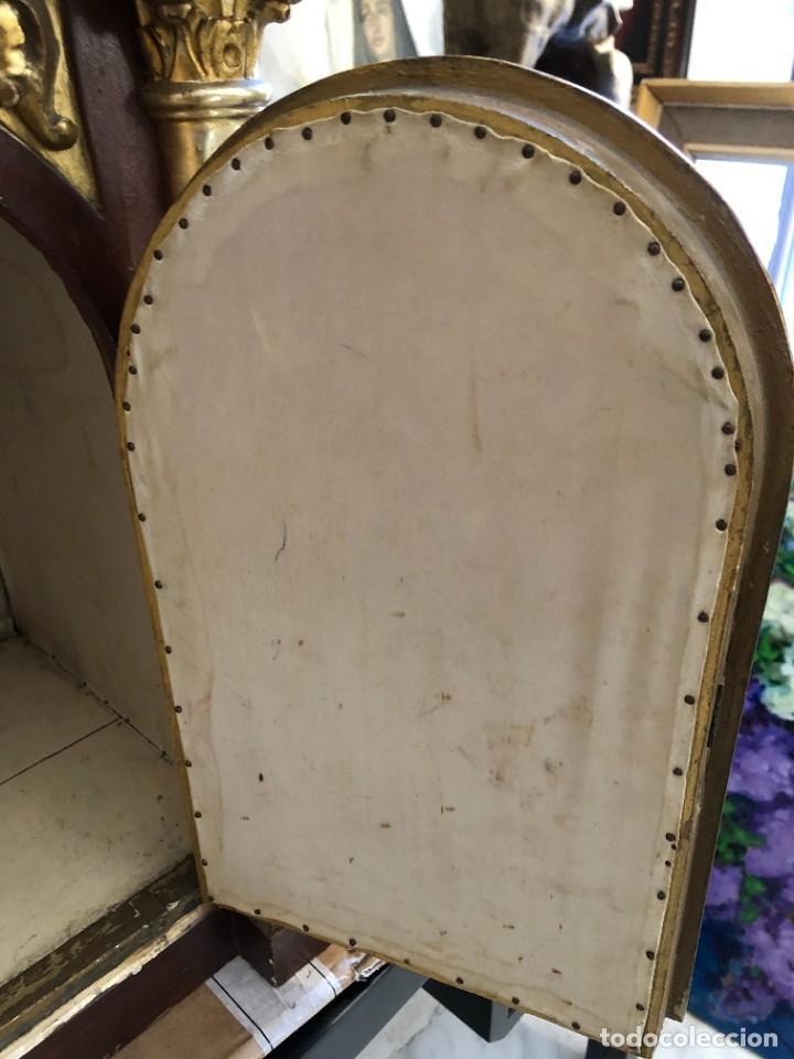 Antigüedades: MAGNFICO SAGRARIO CLASICO, BIEN CONSERVADO - Foto 4 - 257698080