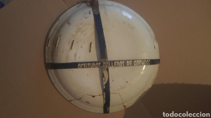Antigüedades: PLATO DE MANISES S .XVIII SERIE PAJARO - Foto 7 - 257727430