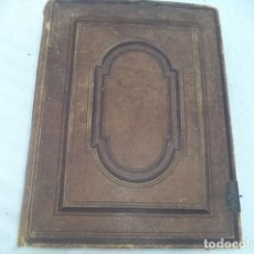 Antigüedades: ALBUM DE FOTOS DEL SIGLO XLX. Lote 257841840
