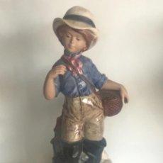Antigüedades: FIGURA DE PORCELANA DE LA CASA NADAL.. Lote 257855285