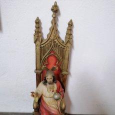 Antigüedades: SAGRADO CORAZÓN DE JEUS. Lote 257965530