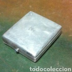 Antiquités: PITILLERA DE PLATA.. Lote 258085135