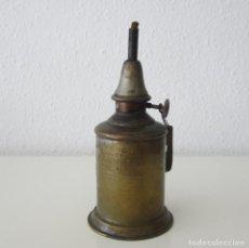 Antigüedades: ANTIGUO CANDIL PIGEON LAMPARA FRANCESA DE MECHA QUINQUÉ. Lote 258110380
