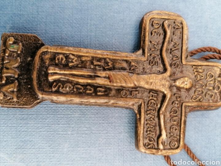 Antigüedades: Cruz San Vicente de Paul - Foto 7 - 271545553
