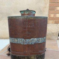 Antigüedades: ANTIGUA FUMIGADORA ECLAIR VERMOREL. Lote 258231430