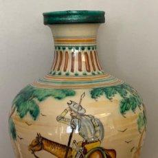 Antigüedades: GRAN CÁNTARO PUENTE DEL ARZOBISPO (DON QUIJOTE). Lote 258961450
