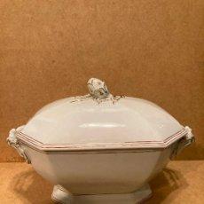 Antigüedades: SOPERA DE PICKMAN, CON MARCA MUY RARA. Lote 259206180
