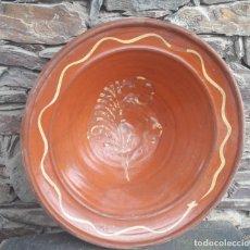 Antigüedades: ALFARERIA CATALANA PLATA DE LA BISBAL S XIX. Lote 259716805