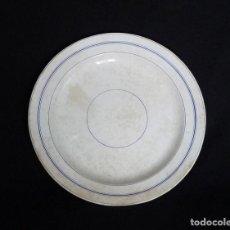 Antigüedades: FUENTE DE CERAMICA DE CARTAGENA. Lote 259769500