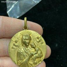 Antigüedades: ANTIGUA MEDALLA RELIGIOSA. Lote 259770860