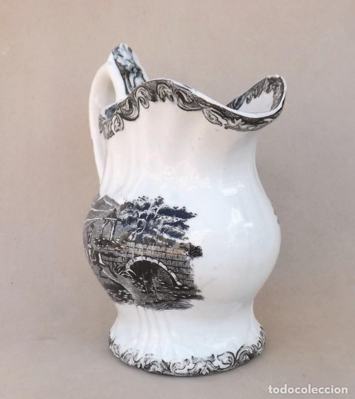 Antigüedades: JARRA DE CERÁMICA DE CARTAGENA SIGLO XIX CAZA - Foto 3 - 260380370